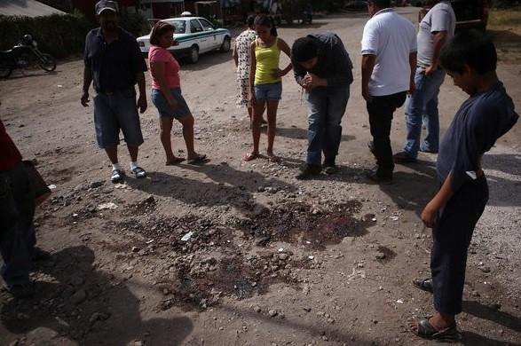 """CNDH: """"uso excesivo"""" de la fuerza y ejecución extrajudicial en Apatzingán"""