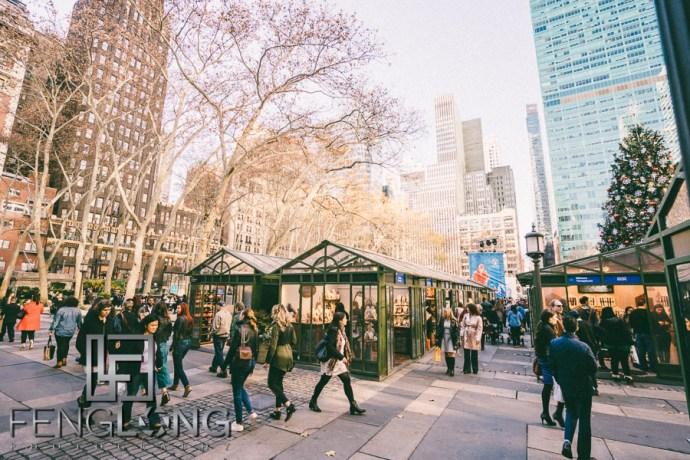 New York City Christmas 2015 | Sony A7ii