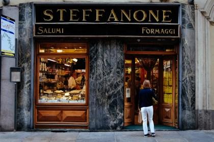Torino: Steffanone Salumi Formaggi