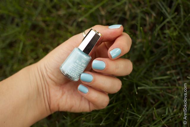 05 Mavala #181 Blue Mint
