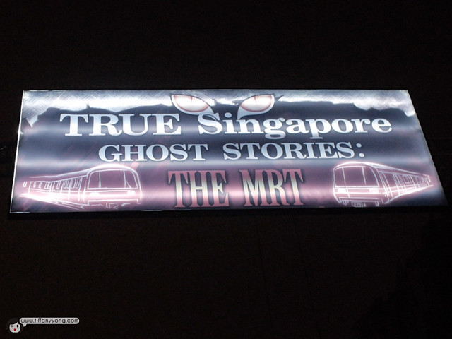 HHN5 True Singapore Ghost Stories