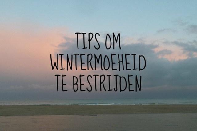 Wintermoeheid