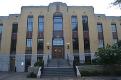 037 Lauderdale County Courthouse, Ripley