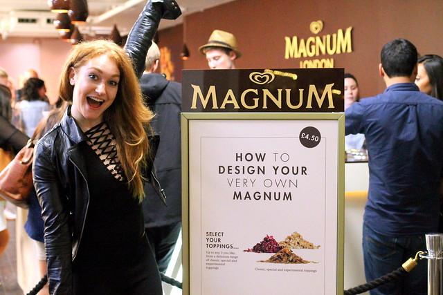 Design Own Magnum Covent Garden