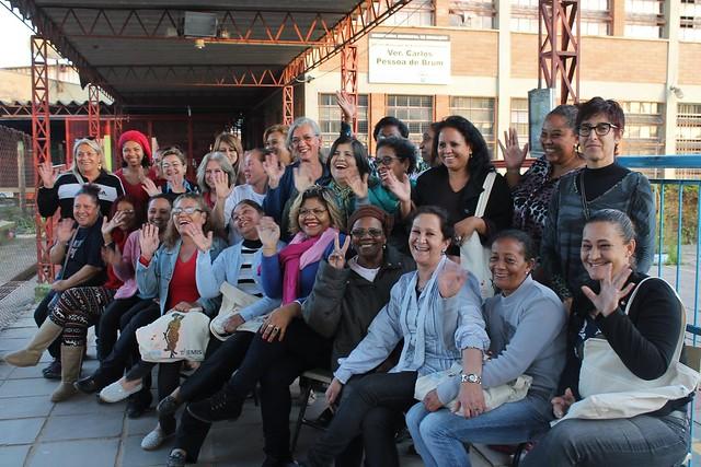 14º Curso de Formação de PLPs - Restinga - Encontro com Sandra Silveira