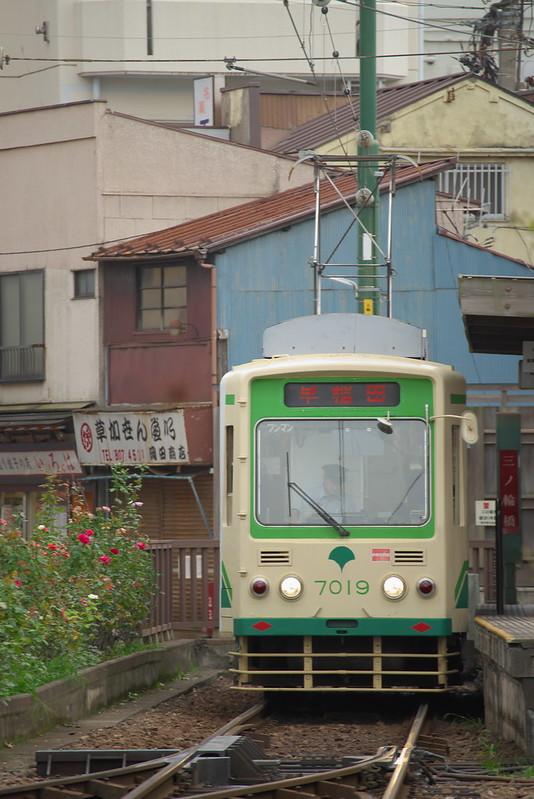 【Tokyo Train Story】12.2kmの旅の始まり(都電荒川線) | とくとみぶろぐ