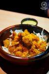 Sydney Food Blog Review of One Tea Lounge, Sydney CBD: Popcorn curry chicken ($5 half serve)