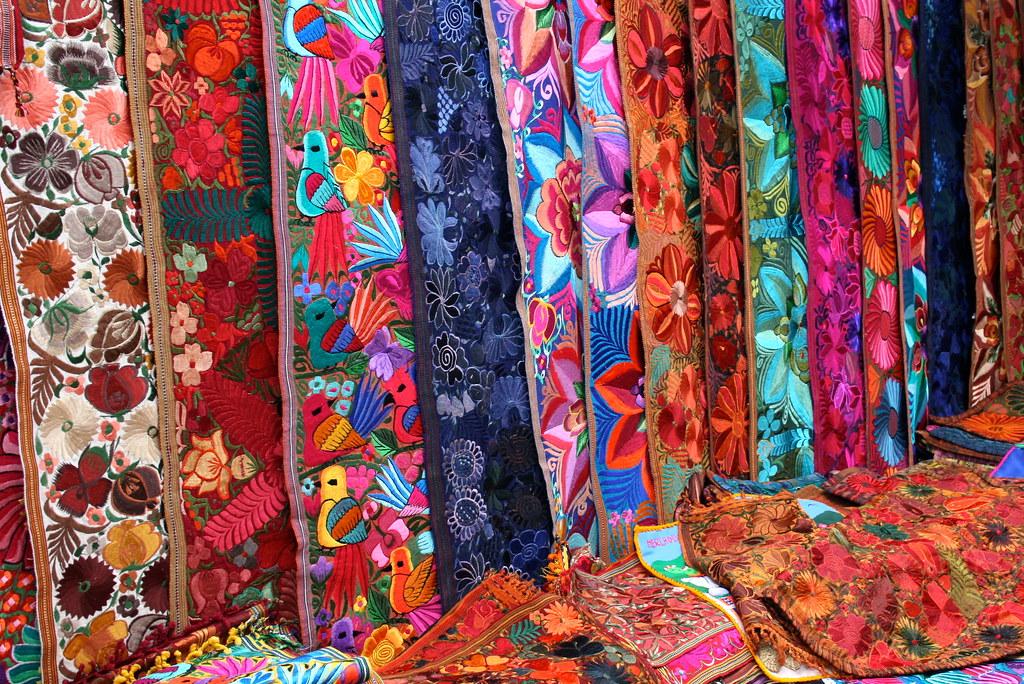 Ecuador Otavalo Textiles