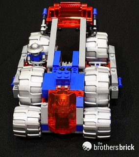 NEXO Knights Development Clay's Rumble Blade