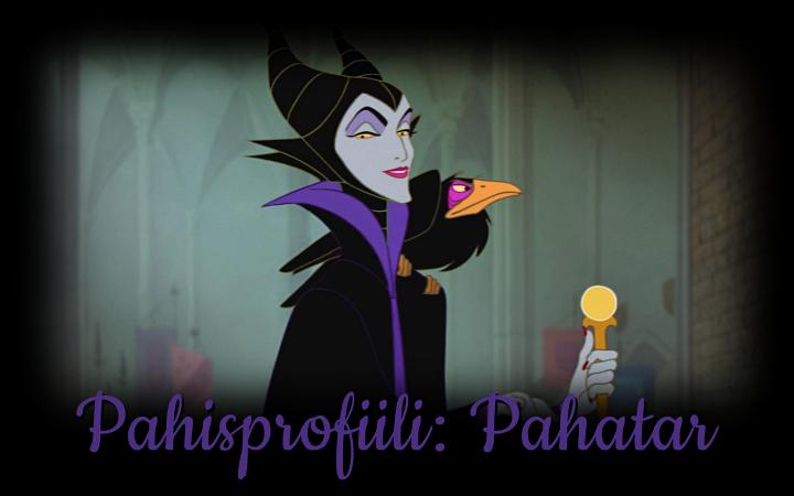 Pahisprofiili: Pahatar - Disnerd dreams