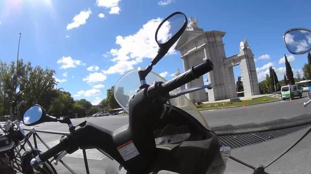 Video 2 grabado con Polaroid Cube, cámara de acción