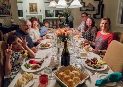 Thanksgiving Dinner-11