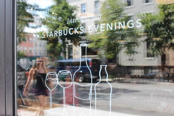 Starbucks Evenings