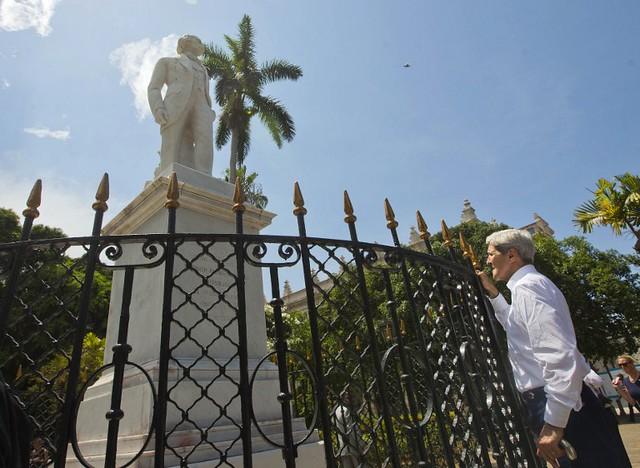 CUBA-US-DIPLOMACY-KERRY
