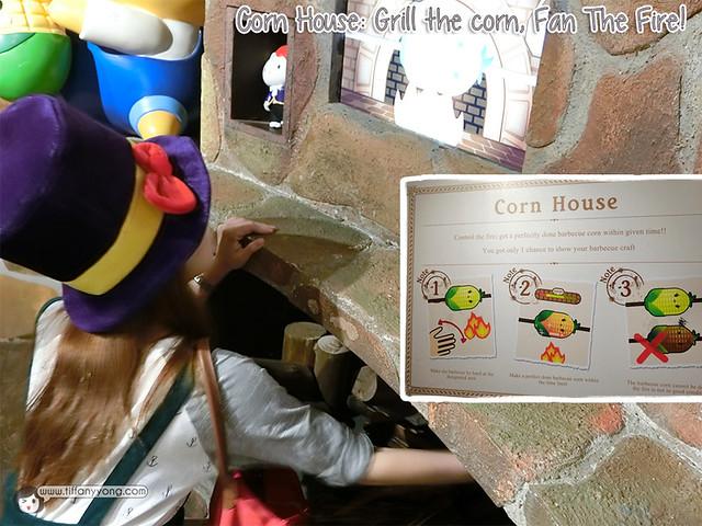 Hello Kitty in Oz Corn House