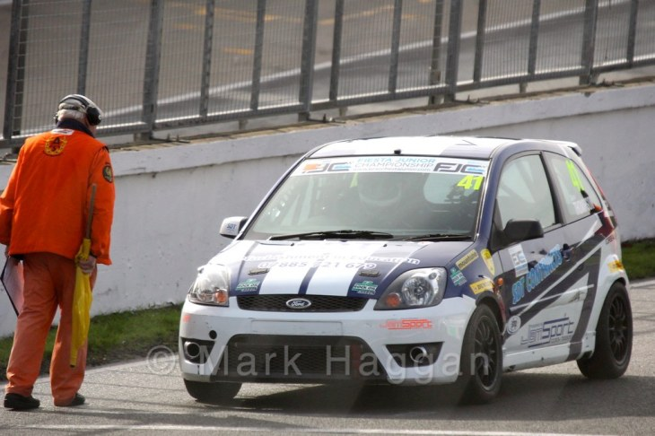 Fiesta Junior Championship, Brands Hatch, 2015