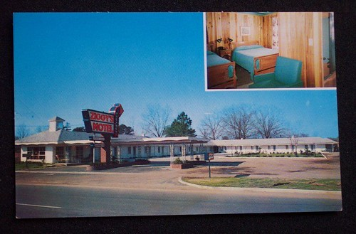 Ziggys Motel Bamberg front 2
