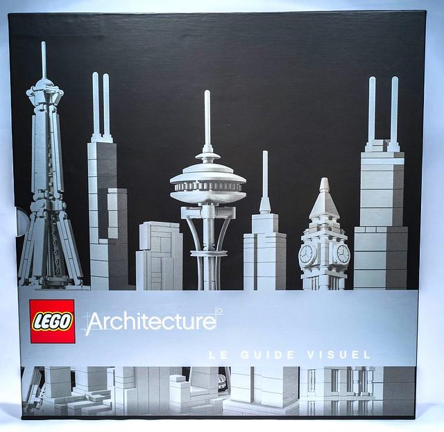 livre LEGO Architecture