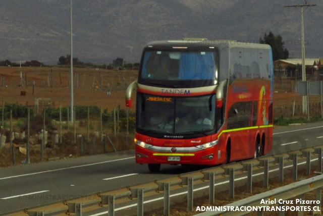 Pullman Bus Tandem - Norte Chile - Marcopolo Paradiso 1800 DD / Mercedes Benz (FFVP56) (2546)