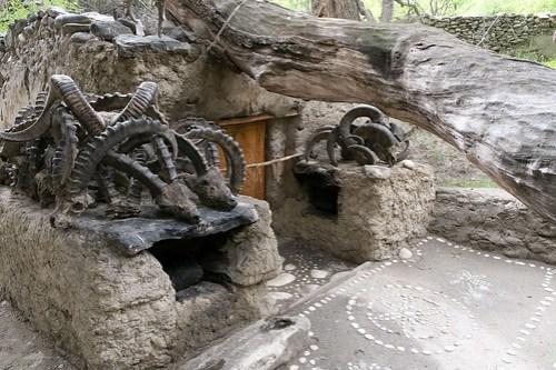 Langar Shrine