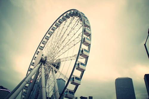 ferris wheel HK
