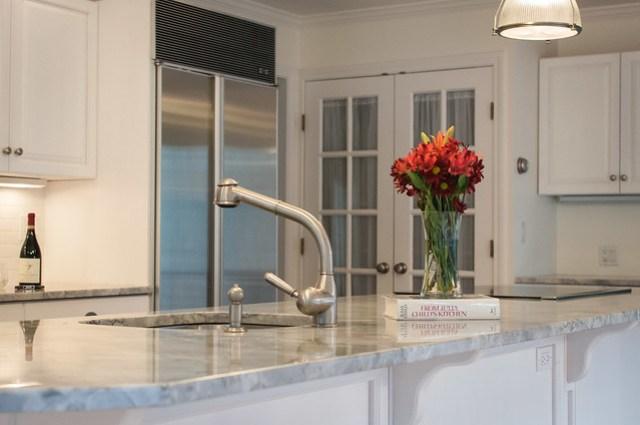 The new Natural Comfort Kitchen...kitchen