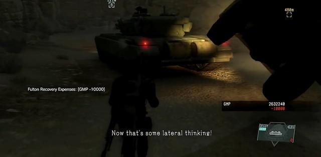 Metal Gear Solid 5 Cheat