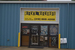 004 Rick's Records