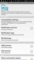 BTNotification เป็นแอปสำหรับซิงก์การแจ้งเตือนไป U8 U Watch