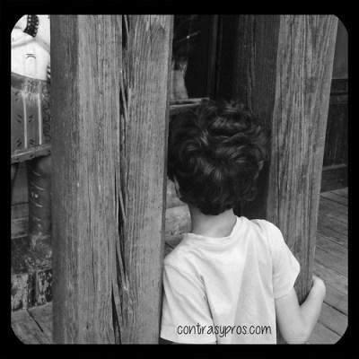 carta abierta a mi hijo Mediano (6 años)