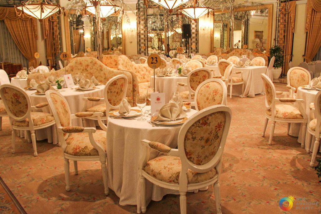 Dating restaurang i Manila
