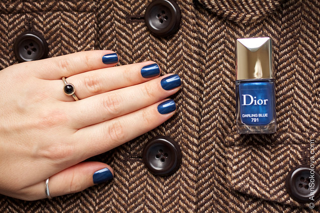 10 Dior #791 Darling Blue swatches