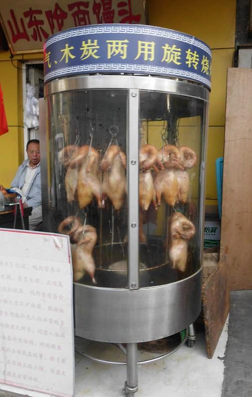 Duck in Peking....