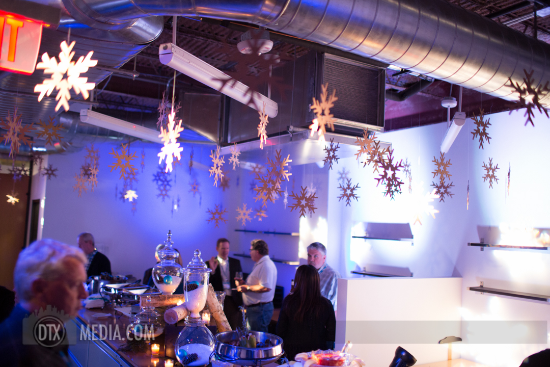 Dallas Holiday Party Photography