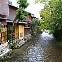 【京都自由行景點推薦】祇園四条 - 白川南通小散步。旺福《我當你空氣》MV拍攝地點。