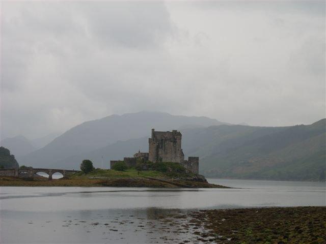 Eilean Donen Castle