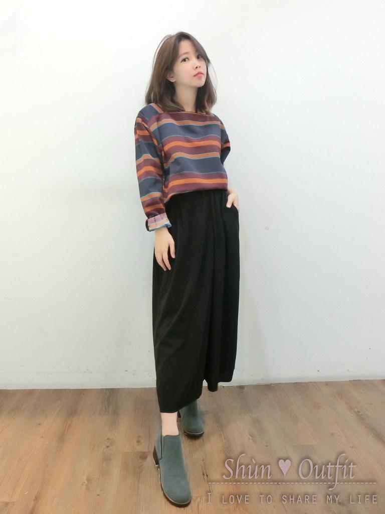 穿搭 不同風格的寬褲穿搭 @ Shùn Fashion Blog :: 痞客邦