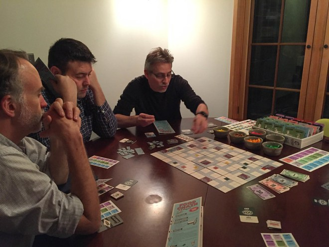 Food Chain Magnate with Matt, Alex, and Greg