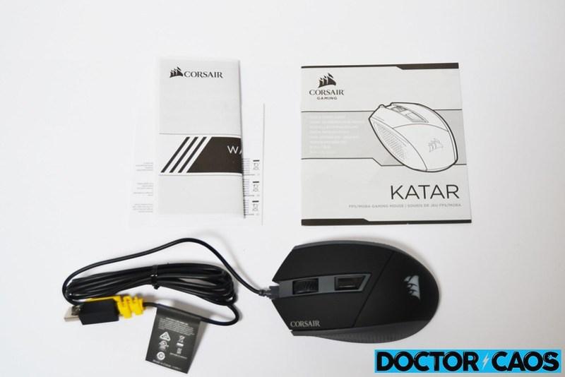 Corsair Katar optical gaming mouse (3)