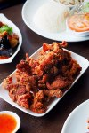 Fried Chicken Skin, PappaRich: Sydney Food Blog Review