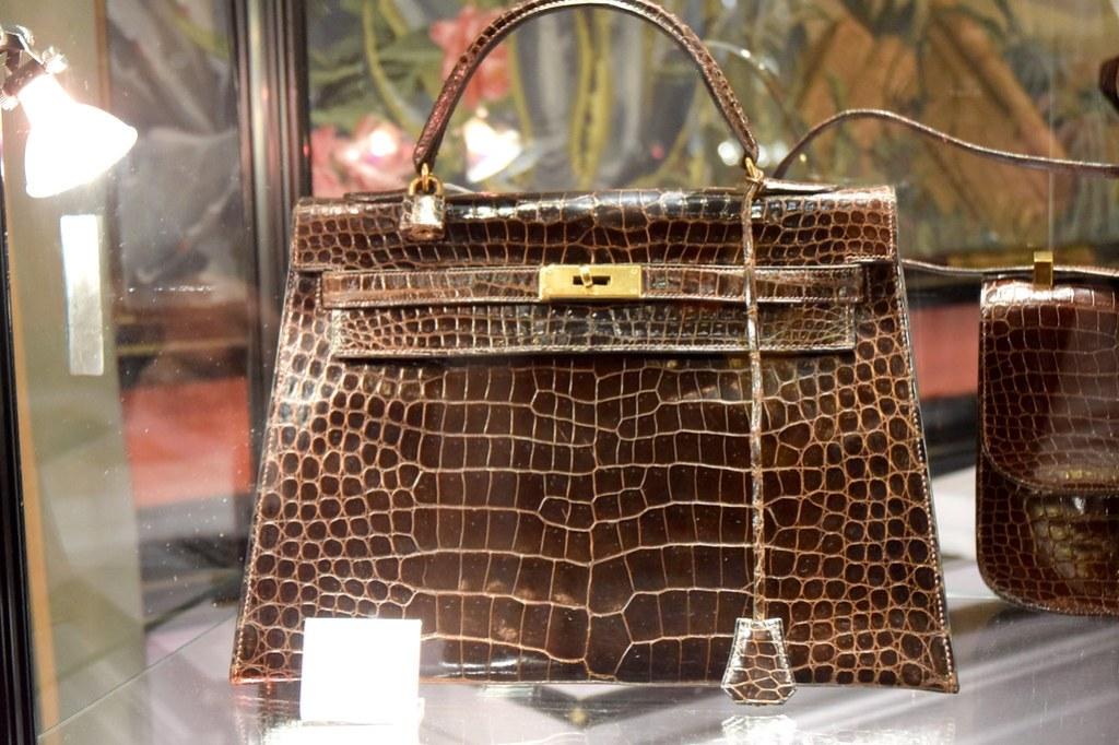 Hermès Kelly cocodrile