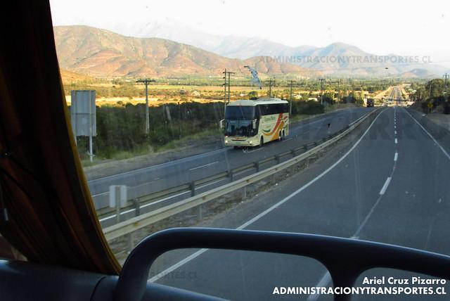 Expreso Norte - Ruta 5 - Comil Campione 4.05 HD / Volvo (DRTV80)