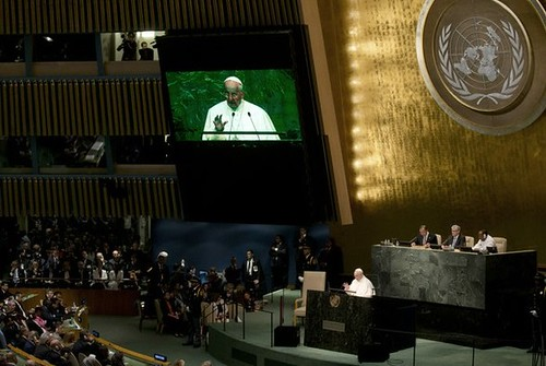 Participa Ruiz Massieu en Asamblea de la ONU en NY