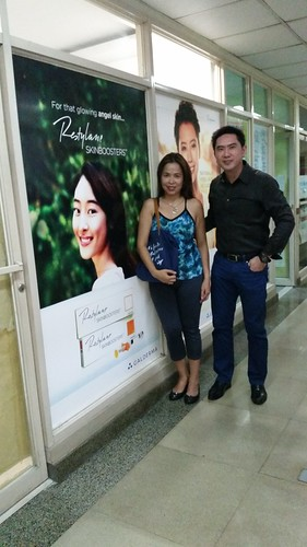 Restylane treatment at Dr. Cu's clinic