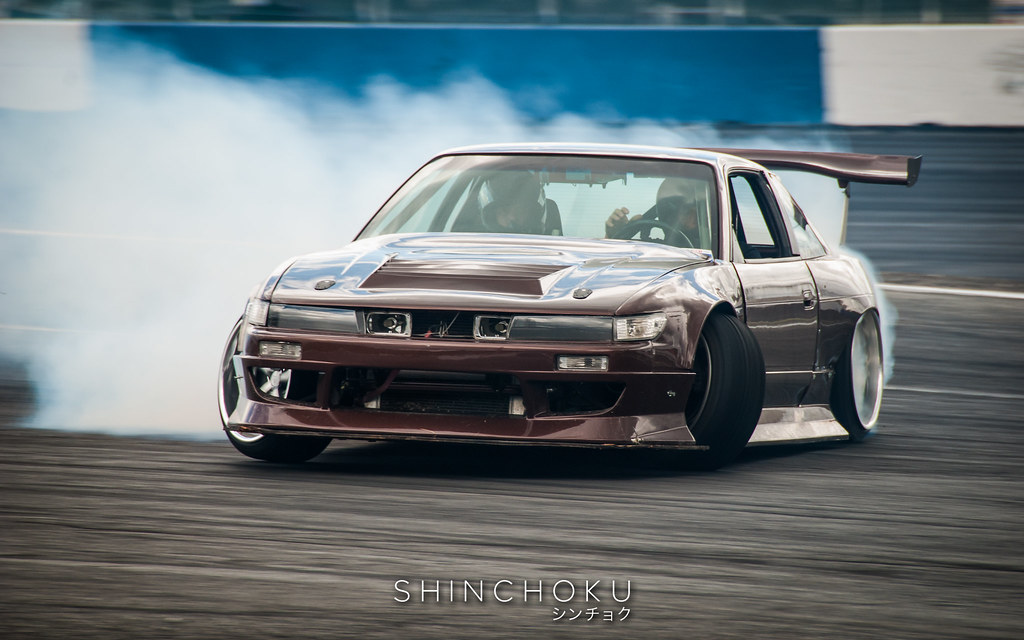 Evergreen Drift - ProAm Round 4