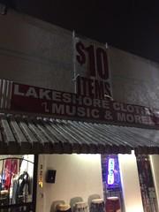 1945 Lakeshore Clothing & Music