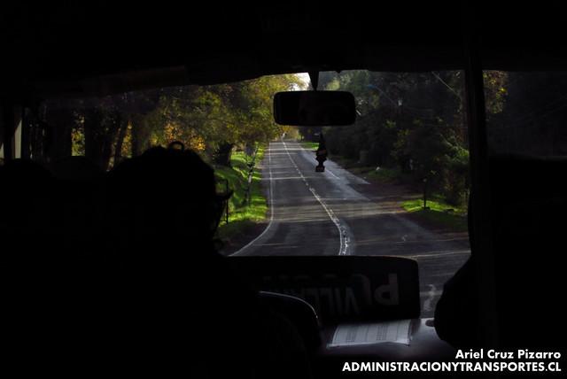 Ruta Villarrica - Pucón / Vipu-ray