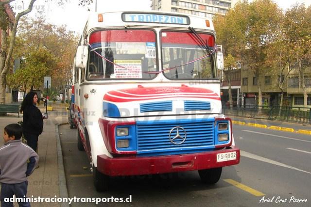 DPC2013 - Micro Tropezón - Caio Gabriela / Mercedes Benz (FS9922)