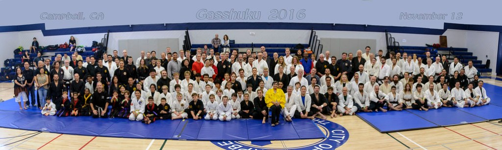 Gasshuku Group 2016 2