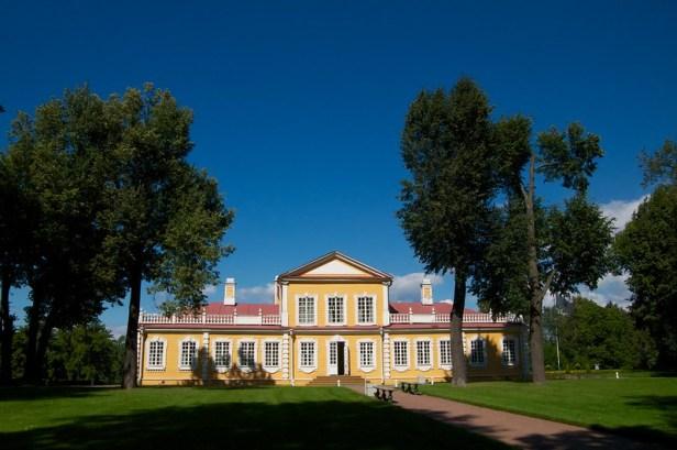путевой дворец Петра, Стрельна, Россия